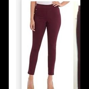Nine West Heidi pull-on skinny jeans size 6 NWT